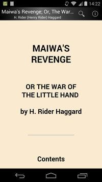 Maiwa's Revenge poster