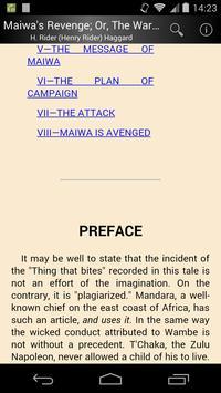 Maiwa's Revenge apk screenshot