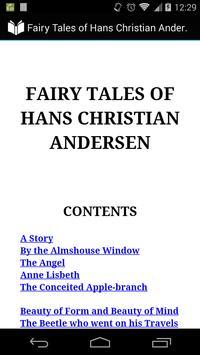 Fairy Tales of Andersen poster