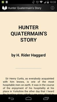 Hunter Quatermain's Story poster