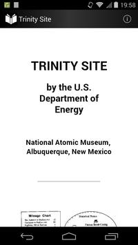Trinity Site poster