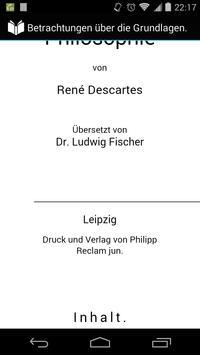 Grundlagen der Philosophie apk screenshot