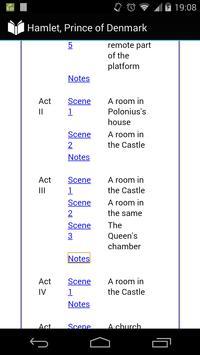 Hamlet apk screenshot