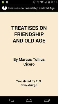On Friendship and Old Age poster