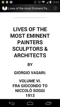 The Most Eminent Artists 6 poster