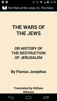 The Wars of the Jews poster