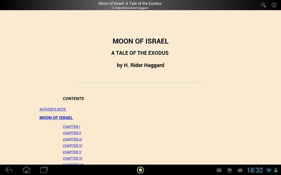 Moon of Israel apk screenshot