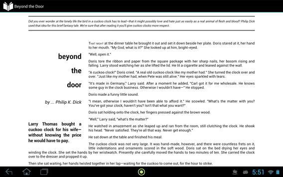 Beyond the Door apk screenshot