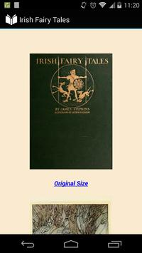Irish Fairy Tales poster