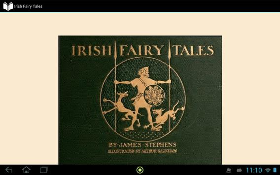 Irish Fairy Tales apk screenshot