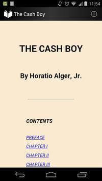 The Cash Boy poster