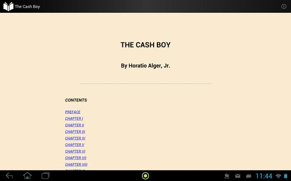 The Cash Boy apk screenshot