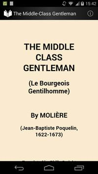 The Middle-Class Gentleman poster