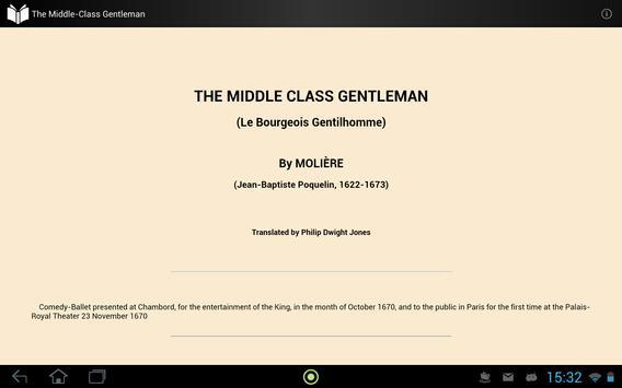 The Middle-Class Gentleman apk screenshot
