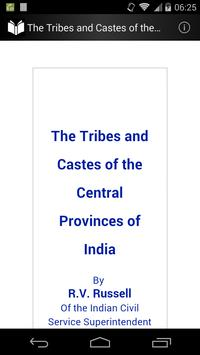 Tribes and Castes of India 2 poster