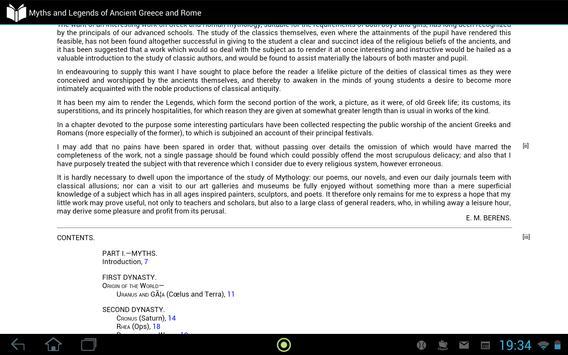 Ancient Greece and Rome apk screenshot