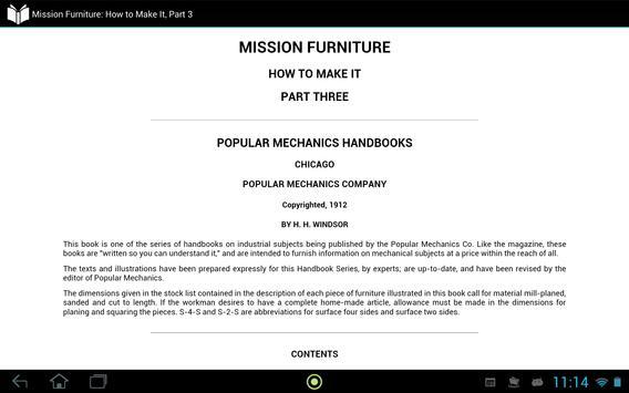 Mission Furniture Part 3 apk screenshot