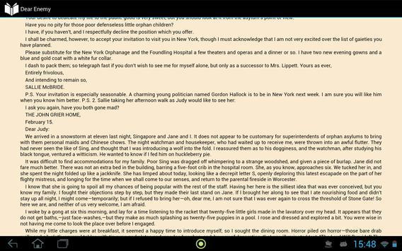Dear Enemy apk screenshot
