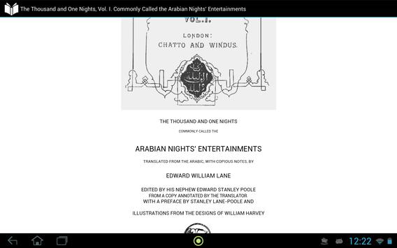 The Thousand and One Nights 1 apk screenshot