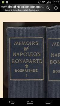Memoirs of Napoleon Bonaparte poster