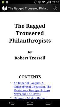 Rag Trousered Philanthropists poster
