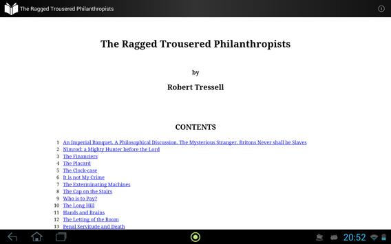Rag Trousered Philanthropists apk screenshot