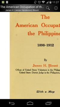 Occupation of the Philippines apk screenshot