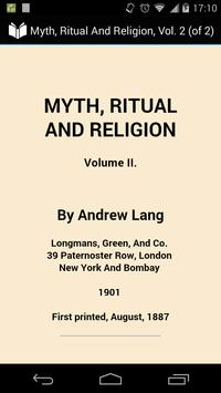 Myth, Ritual And Religion 2 poster
