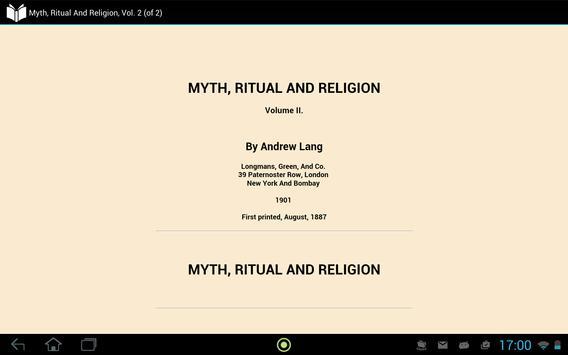 Myth, Ritual And Religion 2 apk screenshot
