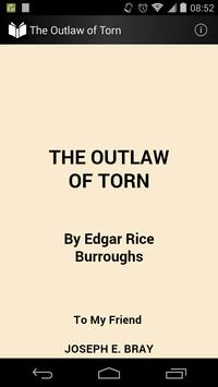 The Outlaw of Torn poster