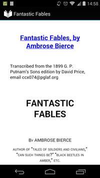 Fantastic Fables poster