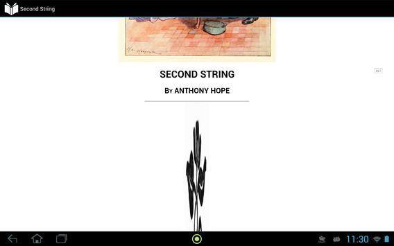 Second String apk screenshot
