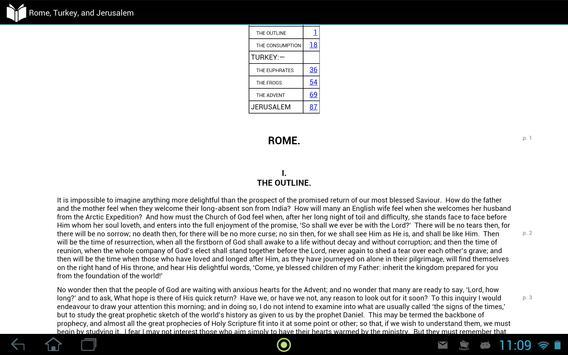 Rome, Turkey, and Jerusalem apk screenshot
