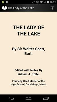 The Lady of the Lake poster