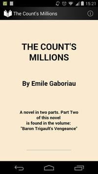 The Count's Millions poster