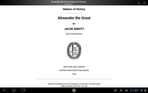 Alexander the Great apk screenshot