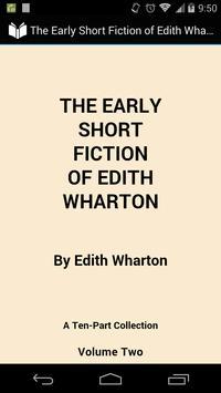 Edith Wharton — Part 2 poster