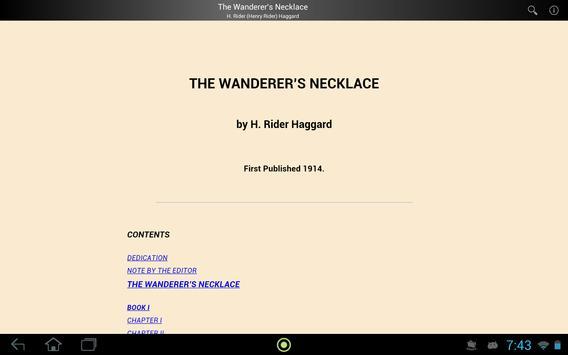 The Wanderer's Necklace apk screenshot