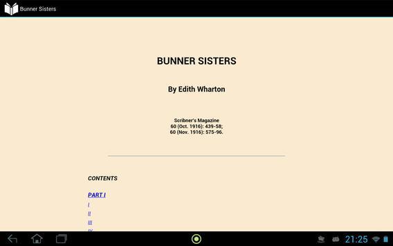 Bunner Sisters apk screenshot