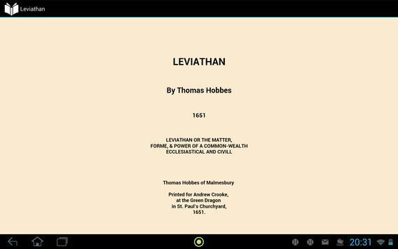 Leviathan apk screenshot