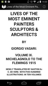 The Most Eminent Artists 9 poster