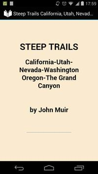 Steep Trails poster