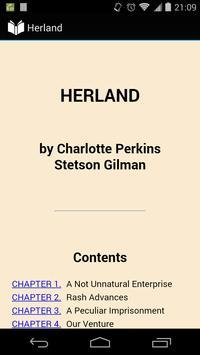 Herland poster