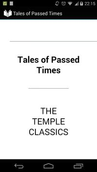 Tales of Passed Times poster