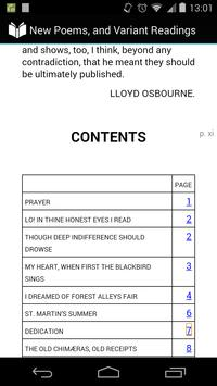 New Poems and Variant Reading apk screenshot