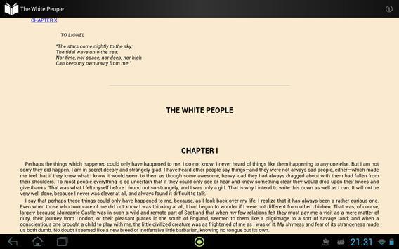 The White People apk screenshot