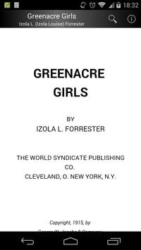 Greenacre Girls poster