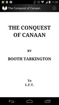 The Conquest of Canaan poster
