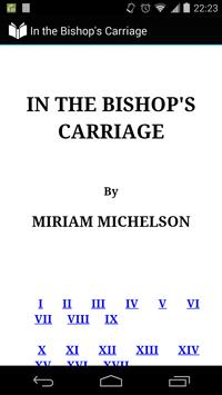 In the Bishop's Carriage poster