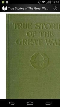 True Stories of Great War 1 poster